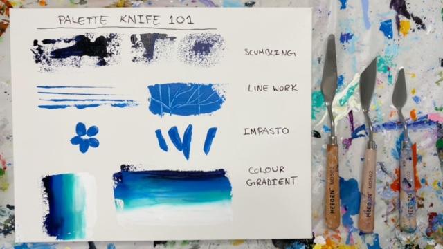 Palette Knife 101