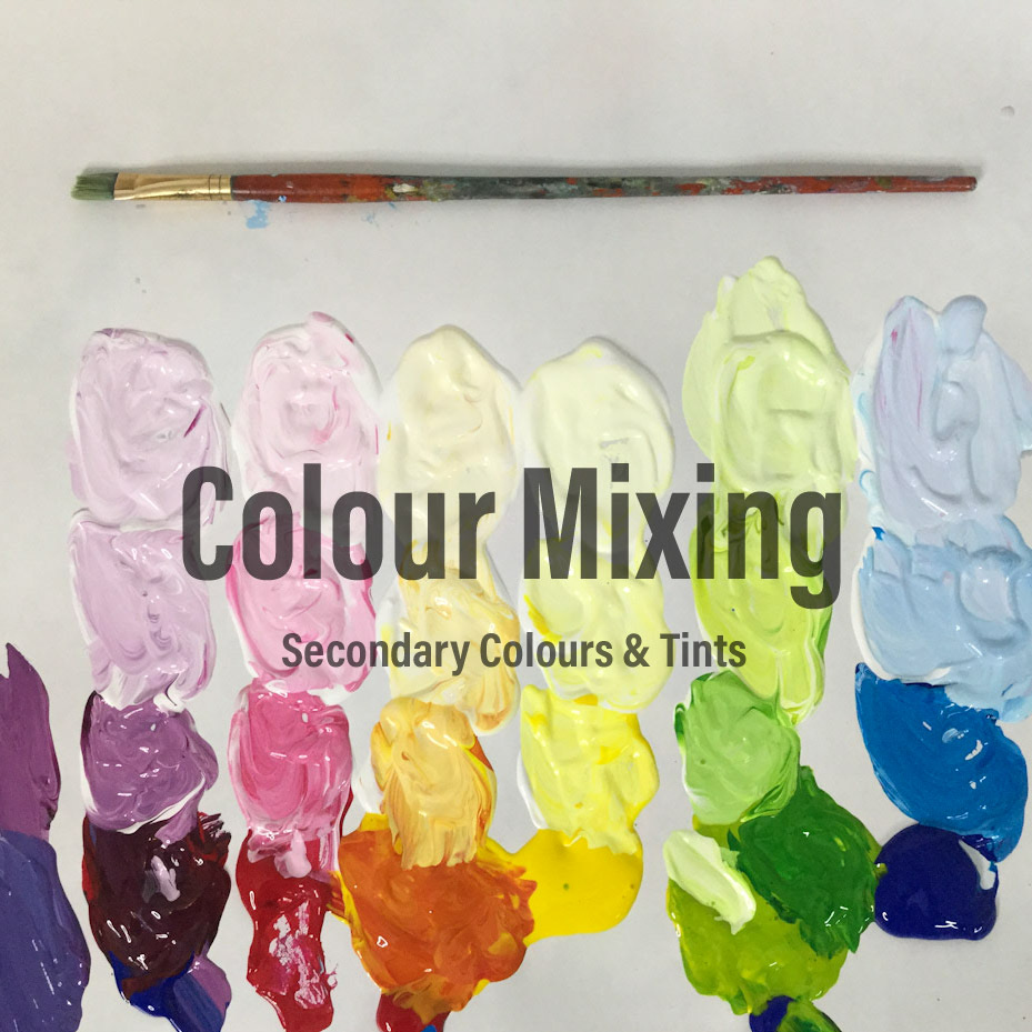 Colour Mixing 101