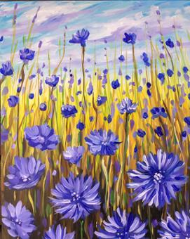 Cornflower Fields