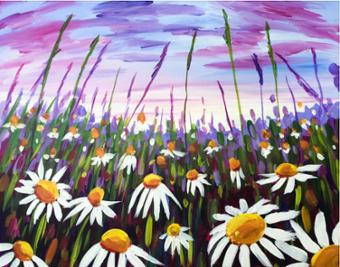 Down in the Daisies