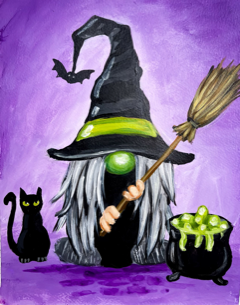 Witchy Gnome