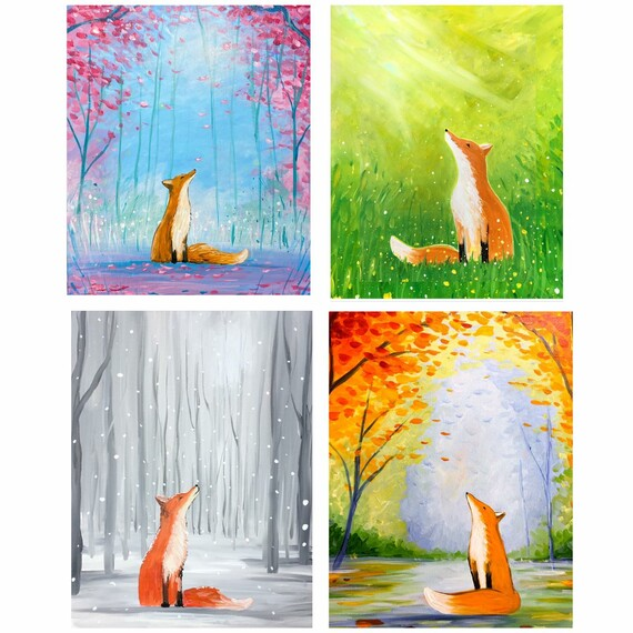 4 Seasons Foxy Bundle