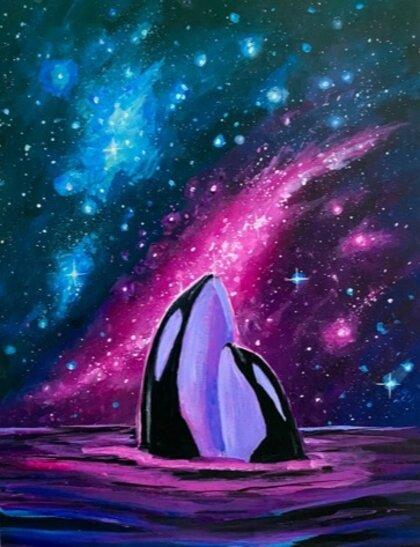 Galactic Orcas