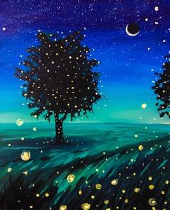 Night Skies & Fireflies