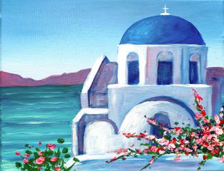 Greece | Domes of Santorini