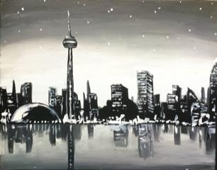 Black & White Toronto