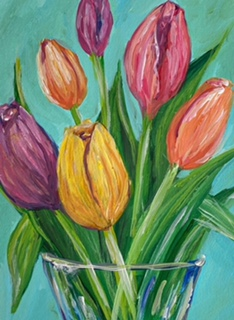 Table Tulips