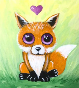 Violet the Fox