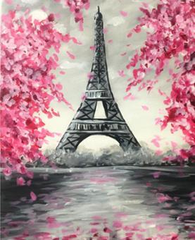 Paris in Spring