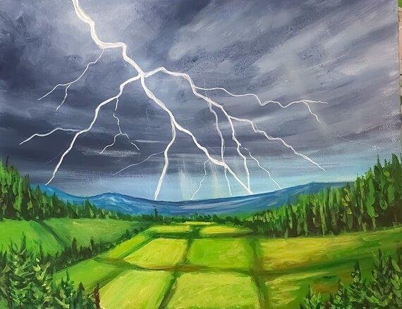 Fields of Lightning