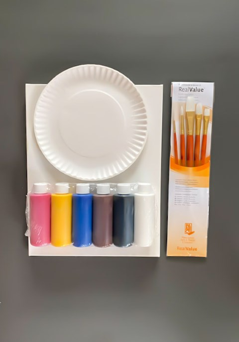 11x14 Premium Personal Painting Kit<br/><small style='color:#0dbfad;font-weight:bold'>Double the paint!</small><br/><small>So you can keep on keeping on.. longer :)</small>