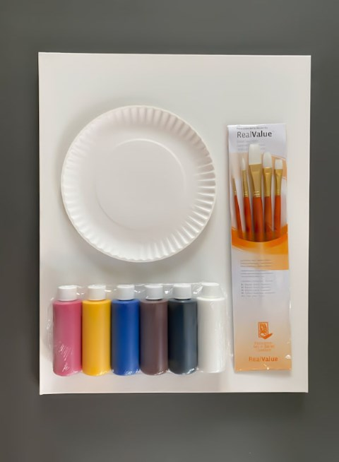 16x20 Premium Personal Painting Kit<br/><small style='color:#0dbfad;font-weight:bold'>Double the paint!</small><br/><small>So you can keep on keeping on.. longer :)</small>