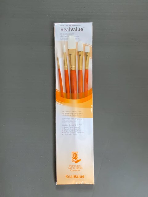 5 Piece Brush Set<br/><small>+ Your choice of any tutorial</small>