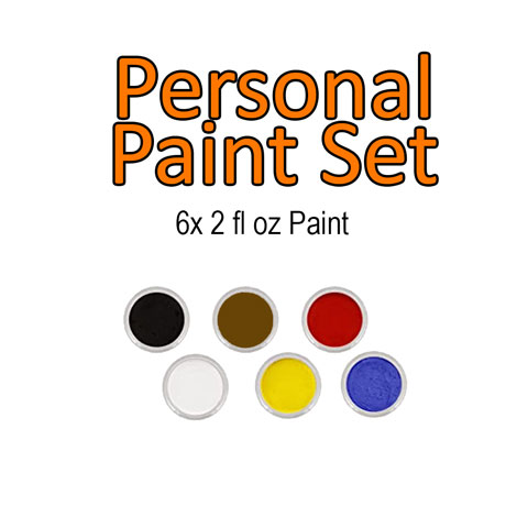 Personal Paint Set<br/><small>Delivery approx. 7 business days</small>