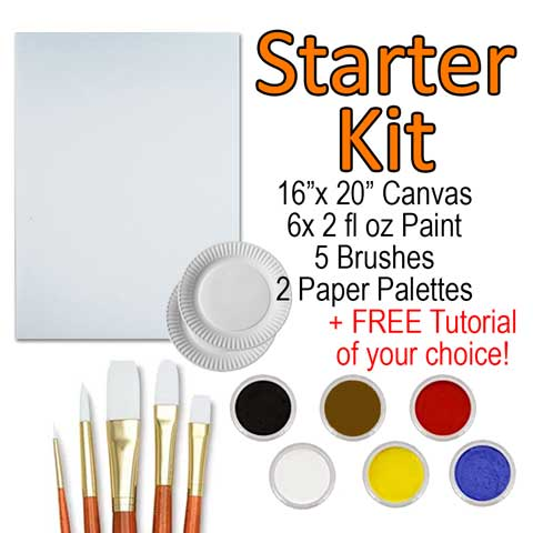 Personal Starter Kit<br/><small>Delivery approx. 7 business days</small>